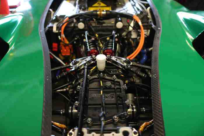 FIA Formula E, Test Donington (c)Abt