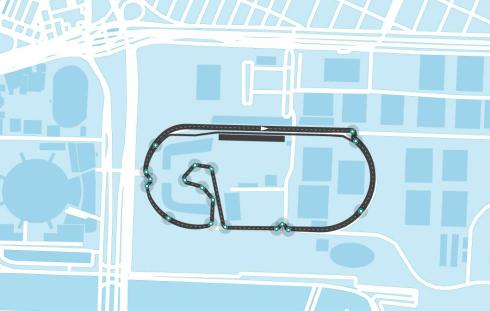 Formula E to race in Mexico City on March 12 2016 (c)FIAformulaE
