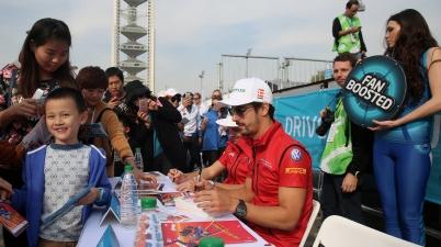 Lucas di Grassi,FIA Formula E, Peking (c)Abt