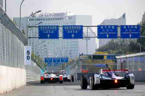 Formel E in Peking_(c)FIAformulaE