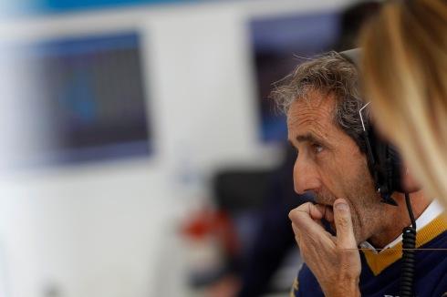 Alain Prost_edams-Renault (c)FIAformulaE