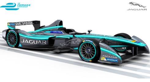 Jaguar (c)FIAformulaE