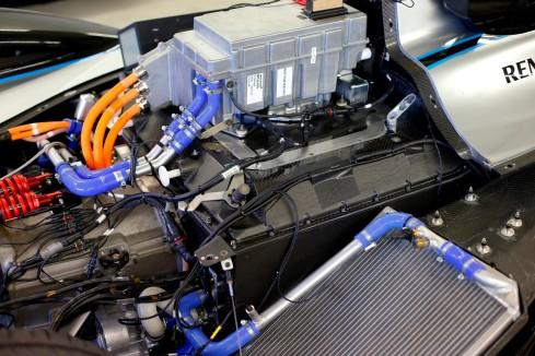 Formel E Motor (c)FIAformulaE