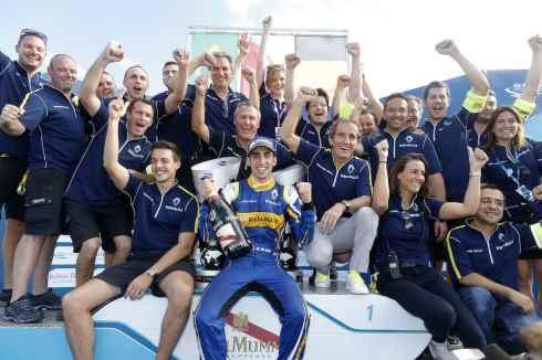 E.dams-Team (c)Renault-Presse