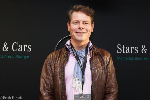 Oliver Sittler, Eurosport (c)ERICH HIRSCH