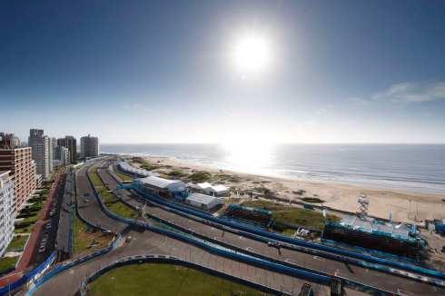 ABT und Formel E feiern Beachparty am 4. Advent