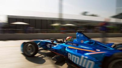 AmlRobin Frijns, Amlin Andretti (c)FIAformulaE