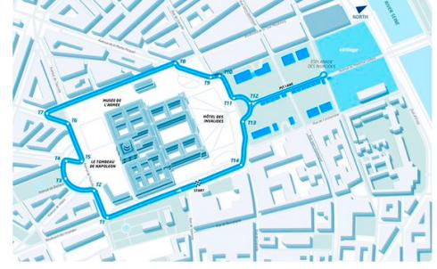 Formel-E-Track Paris (c)FIAformulaE