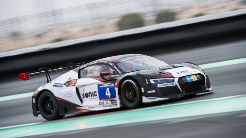 Daniel Abt im Audi R8 LMS ©Speedpool