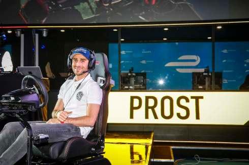 Nico Prost (c)FIAformulaE