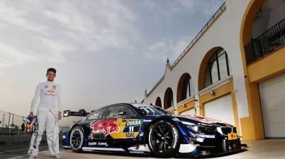 Red Bull und BMW-.Pilot Marco Wittmann (c)BMW