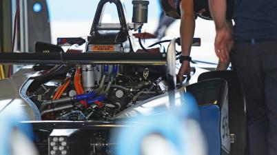 Batterietechnik aus dem Hause Williams (c)FIAformulaE
