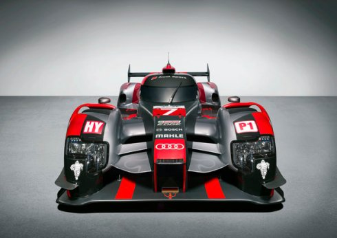Audi R18 (c)Audi