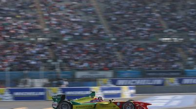 Daniel Abt, FIA Formula E, 05 Mexico City (c)Abt