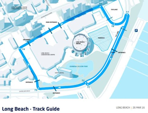 Track Long Beach (c)FIAformulaE