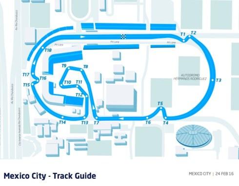 Mexico Track (c)FIAformulaE