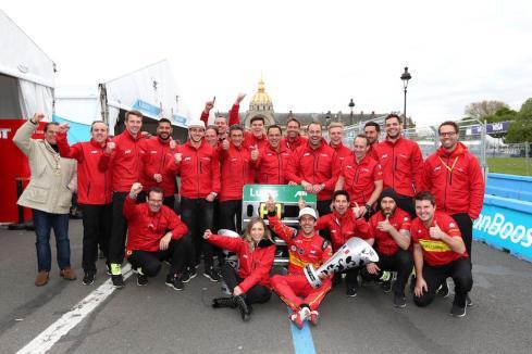 Team Audi Sport ABT SCHAEFFLER (c)Abt