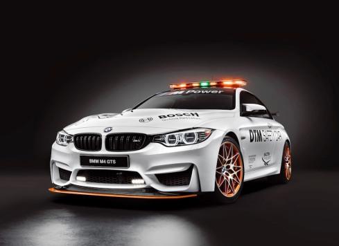 BMW Safety Car DTM 2016 (c)BMW