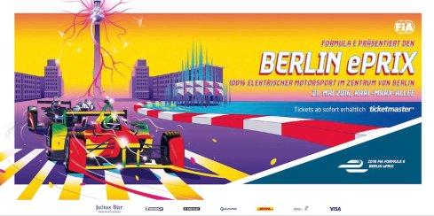 ePrix Berlin (c)Veranstalter Berlin ePrix