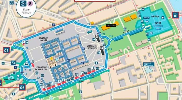 Paris Kurs (c)E Prix Paris, FIAformulaE