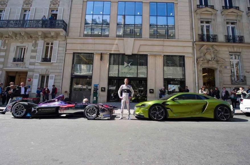 Vergne in Paris (c)DS