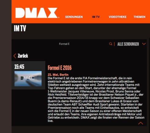 DMAX (c)DMAX