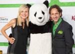 GreenTec Award 2016 Nina Ruge &Bär (c)EHirsch