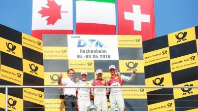 Motorsports / DTM 1. race Hockenheimring, GER (c)DTM