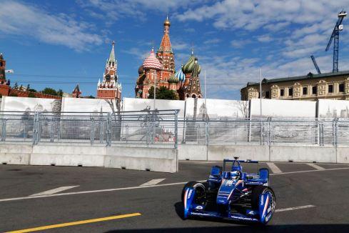 Moskau ePrix 2015 (c)FIAformulaE