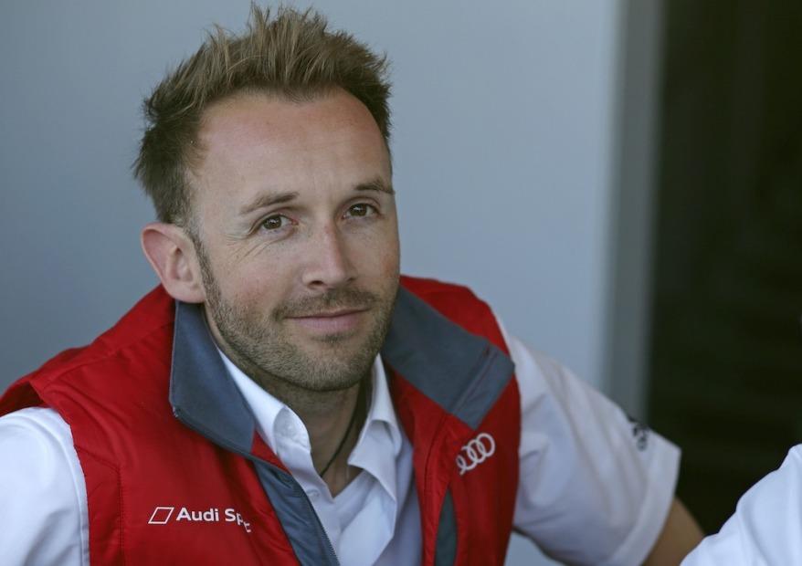 René Rast,24h Le Mans 2015 (c)Audi