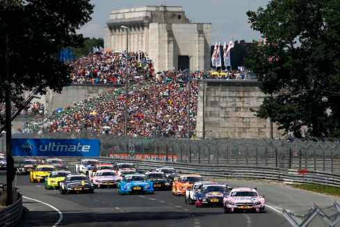 DTM-Start am Norisring 2016 (c)ITR,DTM