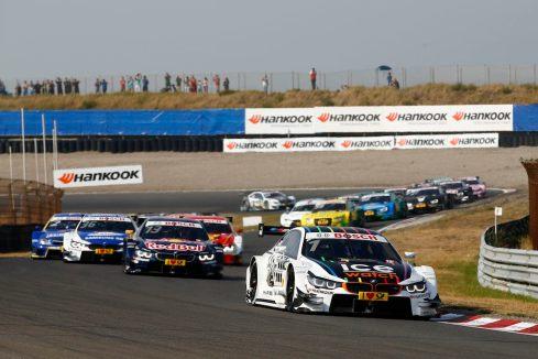 Motorsports: DTM race Zandvoort (c)DTM,ITR