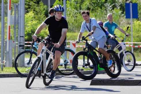Freigelände: E-Bike Testparcours (c)Eurobike