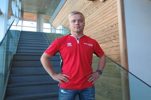 Felix Rosenqvist_Mahindra_Neu (c)Mahindra