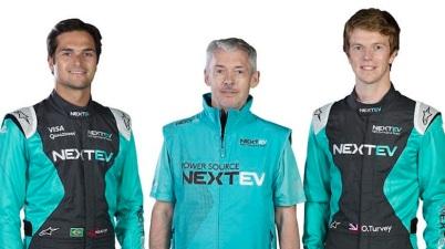 Piquet jr,Leach,Turvey(c)NextEV