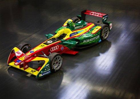FIA Formula E 2016/2017 (c)Audi