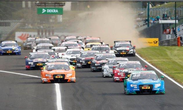 Motorsports: DTM race Budapest (c)Hankook