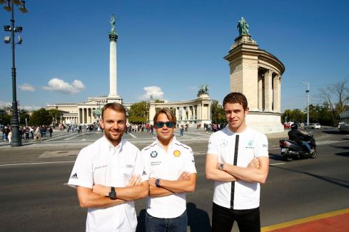 green,farfuss,di-resta-in-budapest (C)ITR,DTM