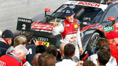 Motorsports: DTM race Budapest (c)Hanook