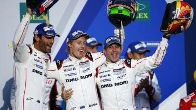 Porsche Sieg in Mexico(c)Porsche