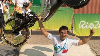 BMW Ambassador Alex Zanardi (c)BMW