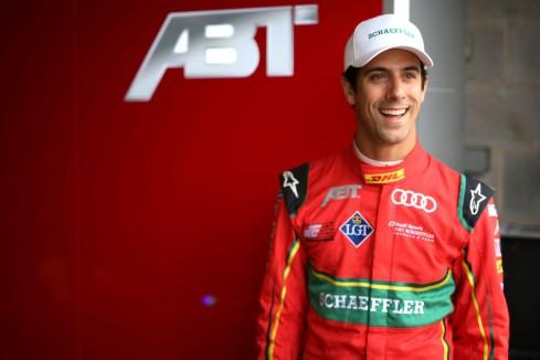 Audi Sport ABT SCHAEFFLER FORMULA E TEAM, Lucas di Grassi (c)ABT