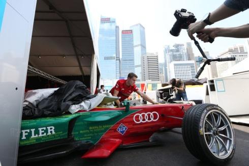 Formel ,ABT Schaeffler Audi Sport (c)Audi