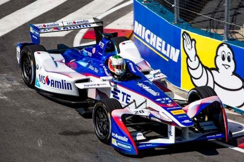 Antonio Felix da Costa vor Mexico (c)BMW