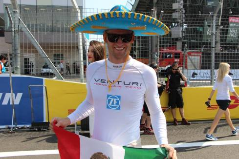 Maro Engel in Mexico (c)Venturi