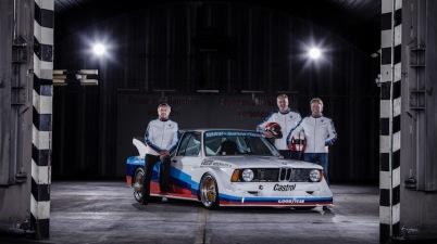 BMW Motorsport Nachwuchsförderung 40 Jahre (c)BMW
