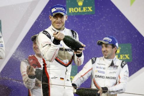 Andre Lotterer,Porsche (c)Porsche