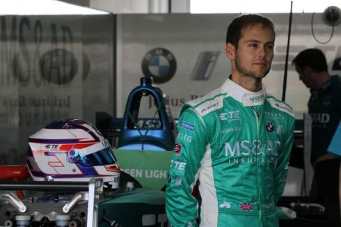 Tom Blomqvist, Andretti (c)BMW