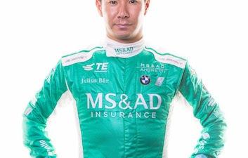 Kamui Kobayashi (c)Andretti