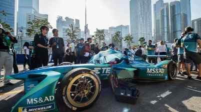 FIA Formula E Hong Kong 2017 - HKT Hong Kong E-Prix (c)BMWç